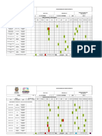 4165 Ispf001 Cronograma de Mantenimiento