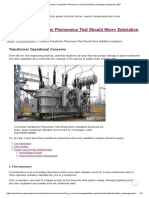 3 Common Transformer Phenomena That Should Worry Substation Engineers _ EEP