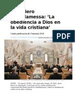 Db Cuarta Predicación de Cuaresma 2018 16-03-18