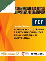 003 Diagnostico Gobernabilidad Genero Participacion Politica Mujeres Ambito Local