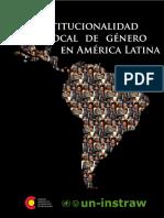 011 Nueva Institucionalidad Local Genero AmericaLatina