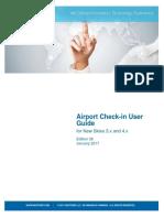 Checkin User Guide 3.0
