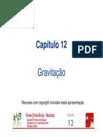Cap12 gravitação revisão