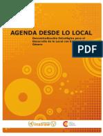 032 Agenda Desde Lo Local
