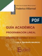 Libro - Programacion Lineal