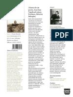 Diario de Un Poeta Plaza y Valdes 1