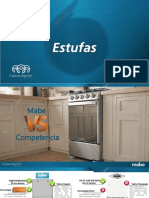 Comparativo Core Bussines mabe vs competencia