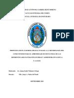 USO DE PLATAFORMAS DIGITALES EN APRENDIZAJE SOCIO-ECONOMICO CULTURAL- JUANA VIDAURRE
