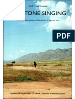 (the Harmonic Series 1) Mark Van Tongeren - Overtone Singing-Fusica (2002)