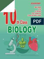 NTSE Biology X