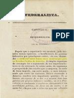 federalista vol1