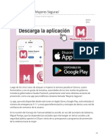 04-06-2019 Presentan La App Mujeres Seguras-Diario Noticias