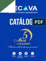 Catalogo Cecava 2018-2019