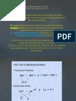factorizacic3b3n