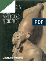 PIRENNE Historia Del Antiguo Egipto Tomo 01