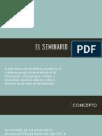 El seminario PDF