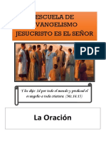 Caratula de La Oracion