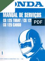 Manual de Servico CG 125 Titan KS-ES-Cargo 1994