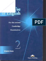 Fce Use of English 2 Sb Libro