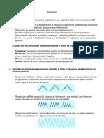 Semiologías cardiopulmonar.