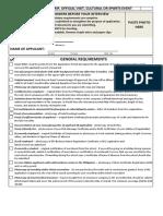 Checklist Business
