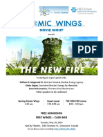 Poster -- The New Fire -- 2019-05-28