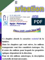 Ch2 - Polarisation - 2014