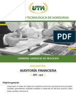 Modulo III Auditoria Financiera