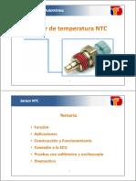 Sensor NTC 2019