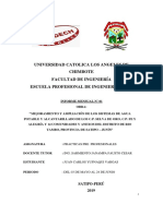 INFORME MENSUAL N°01 E IMPACTO AMBIENTAL PPP