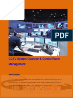 CCTV Operator Control Room Management Course PDF