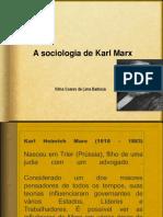 Marx Prefácio