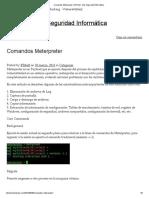 Comandos Meterpreter _ BTshell - [in]- Seguridad Informática