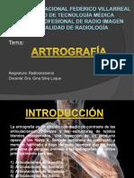 Artrografía