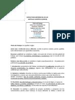 Estructura Básica Del Paper - Docentes Estudiantes