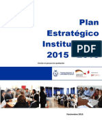 Pln Estrategico Ugel Chiclayo