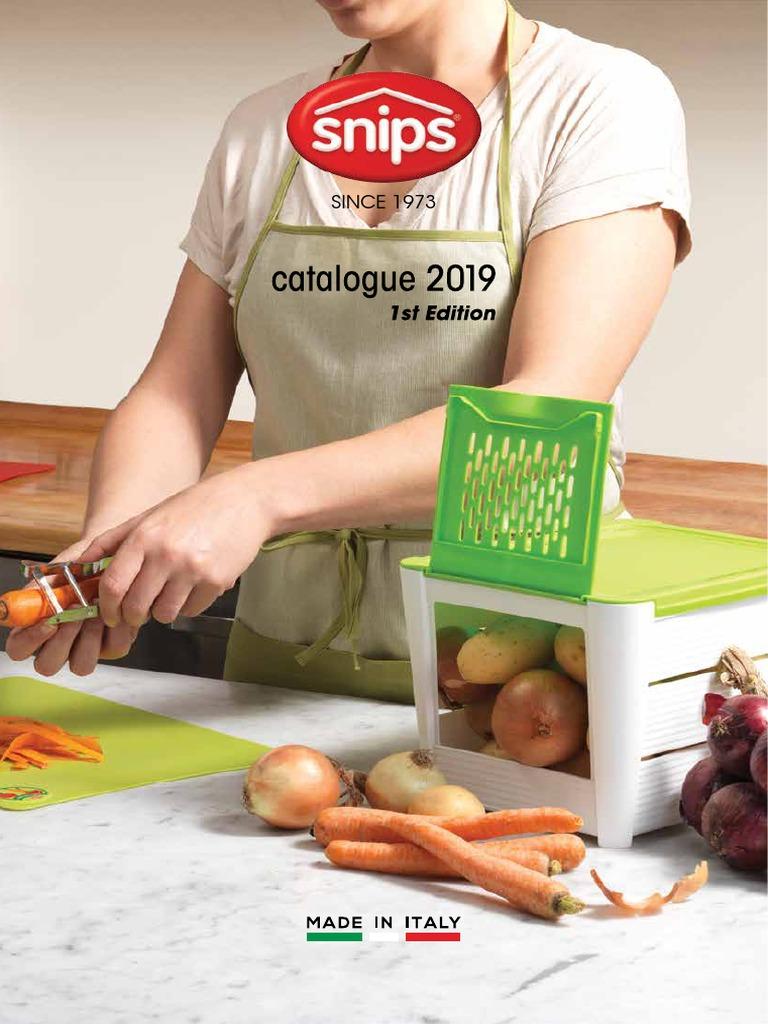 Snips Contenitore Per Patate Cipolle E Legumi 000503