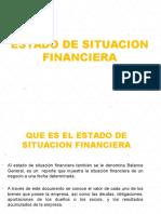 Estado de Situacion Financiera Definicion Importancia Rubros Unfv