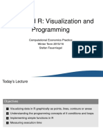 Advanced R Visualizing and Programming