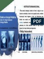 Boletín en Urología Pediátrica. Dr. Sergio Camacho / Urólogo Pediatra