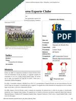 Casimiro de Abreu Esporte Clube - Wiki