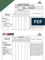 Modelo de Programacion Anual 1 Dpcc -2019