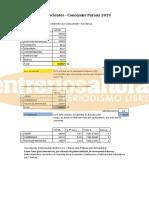 Concejo Deliberante Paraná-Reparto Bancas