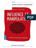 Influence Et Manipulation by Robert b Cialdini eBooks