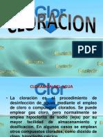 CLORACIÓN (14)
