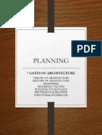 III. Planning Prime