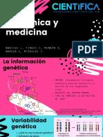 Genómica y Medicina