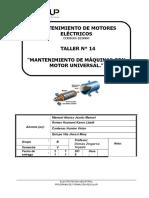 14-Mantenimiento de Máquinas Con Motor Motor Universal. (1)