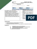Evaluacion 3ero Basico Matematica2