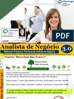 Palestra Analista de Negocio 3.0